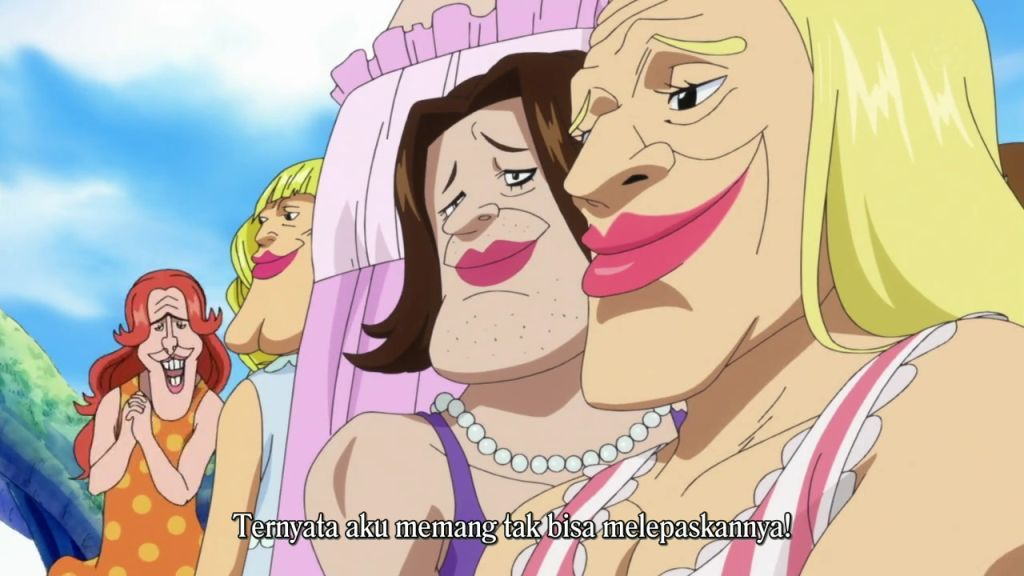 One Piece Episode 517 Subtitle Indonesia